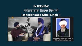 getlinkyoutube.com-Jathedar Baba Nihal Singh Ji | Nihang Singhs