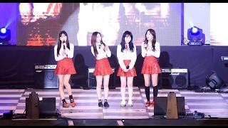 getlinkyoutube.com-170221 레드벨벳 (Red Velvet) Ment+웬디생일축하 Wendy Happy birthday [전체] 직캠 Fancam (남서울대학교OT) by Mera