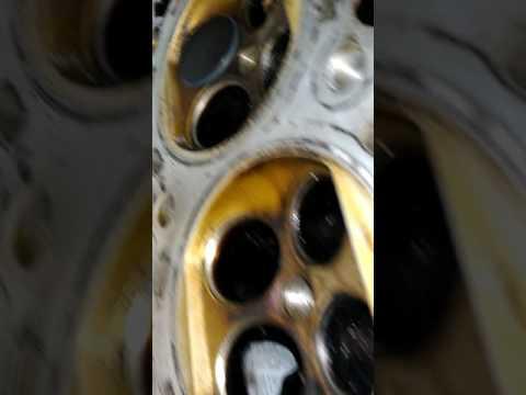 Притирка клапанов на Хендай Туксон v6, 2.7