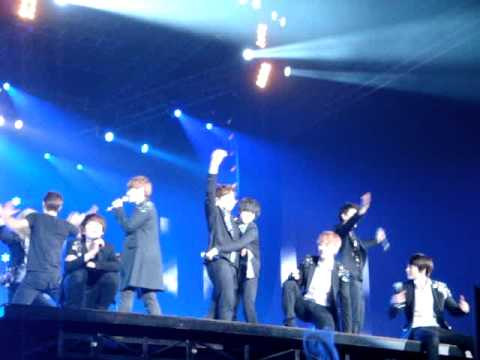 [Fancam] 120429 SS4ina - when Teukie wear gorilla masks