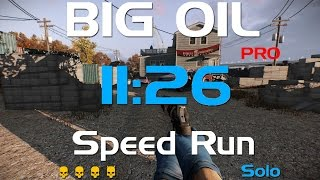 getlinkyoutube.com-Payday 2 - BIG OIL - DeathWish Solo Speedrun 11:26 GT