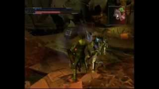 getlinkyoutube.com-Star Wars: The Force Unleashed (Wii) Walkthrough: Part 5 - Raxus Prime [2/2]