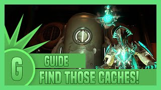 getlinkyoutube.com-Be a Master at finding caches - Warframe 18.5 Sabotage 2.0 Cache Guide