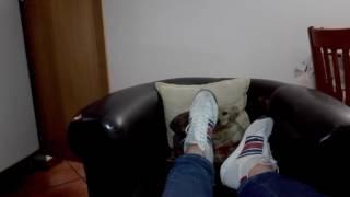 getlinkyoutube.com-Lick my big feet