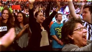 getlinkyoutube.com-WWE Elimination Chamber 2013 Promo: CM Punk vs The Rock HD