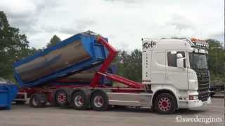 getlinkyoutube.com-Scania R730 V8 Load Exchanger