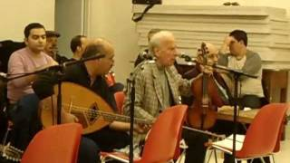 "getlinkyoutube.com-""El Gusto"" répétition au Grand Rex 7/01/2012 (2)"