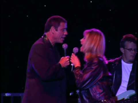 Olivia Newton-John + John Travolta - You're the One That I W
