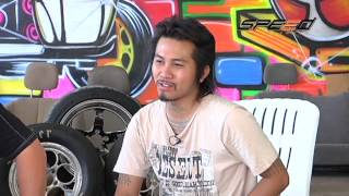 getlinkyoutube.com-Speed Channel Seven Racing Drag อู่หมูหยอง Part 1