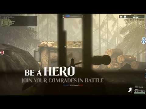 Heroes & Generals - Open Beta Trailer