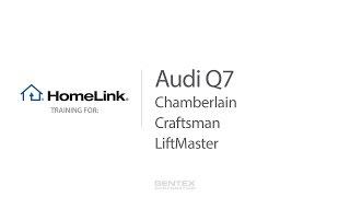 2018 audi homelink.  homelink q7 chamberlain craftsman and liftmaster and 2018 audi homelink