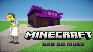 getlinkyoutube.com-Minecraft: Como construir o Bar do Moe -Simpsons