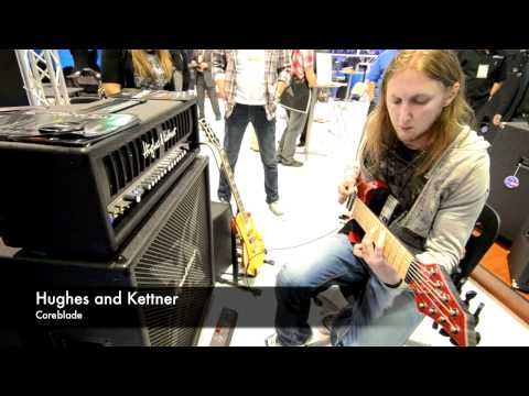 Namm 2012 Metal coverage - Day 1