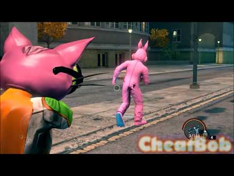Saints Row the Third : TONS OF NEW CHEATS! (weapons pack, invincible car, no notorieties...)