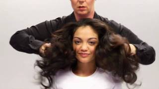 getlinkyoutube.com-Aveda How-To | Soft & Supple Curls With Smooth Infusion™