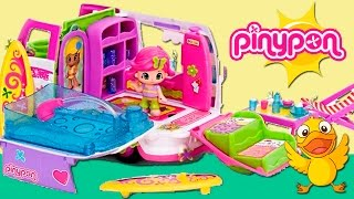 getlinkyoutube.com-PINYPON Caravana * Juguetes de PINYPON