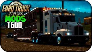 getlinkyoutube.com-Euro truck simulator 2 | t600 v2.0 + Carga larga | 1.20 - 1.21