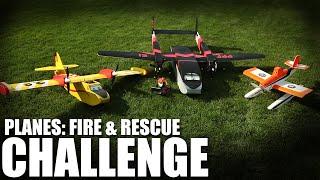 getlinkyoutube.com-Flite Test - Planes: Fire & Rescue Challenge