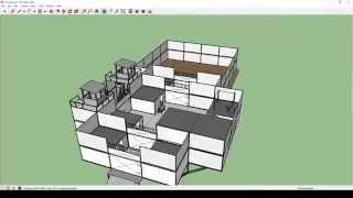 getlinkyoutube.com-FARMING Base Design !!Medium!! [H1Z1] (Sketchup)