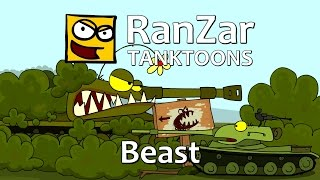getlinkyoutube.com-Tanktoon: Beast. RanZar