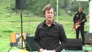 """Estratto dal video """"Live"""" alla diga del Gleno  (6 agosto 2011)"""