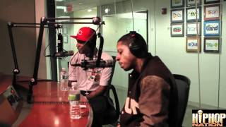 Cam'ron & Vado en interview sur la radio DJ Green Lantern Invasion