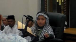 getlinkyoutube.com-Anak Umur 8 Thn Syekh Rasyid Membahas Kitab Raudhotusyalihin