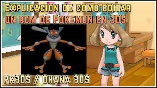 getlinkyoutube.com-Explicación básica de COMO RANDOMIZAR Pokémon Rubí Omega Zafiro Alfa con Pk3ds