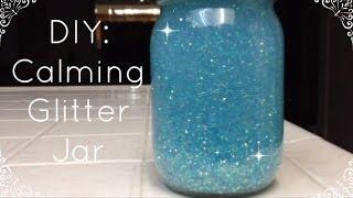 getlinkyoutube.com-DIY Calming Glitter Jar ♡   MsXialin