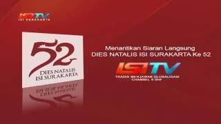 PENTAS KREATIVITAS SENI #JULI 2016 - DIES NATALIS 52