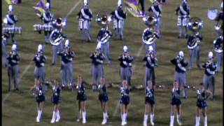 getlinkyoutube.com-Clay Chalkville Marching Band 2008