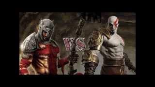 getlinkyoutube.com-Good and Bad DEATH BATTLES: Kratos vs. Dante