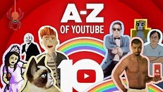 getlinkyoutube.com-The A-Z of YouTube: Celebrating 10 Years