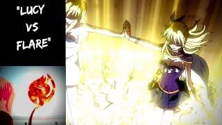 getlinkyoutube.com-Lucy vs Flare - Fairy Tail AMV