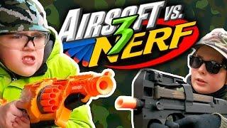 getlinkyoutube.com-Airsoft vs Nerf 3