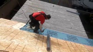 ROOF PREPARATION , try this method ...very effective and very productive.