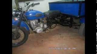 getlinkyoutube.com-Изготовление грузового мотоцикла Урал