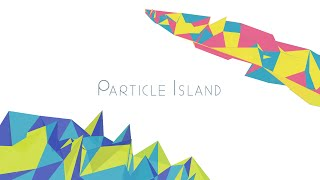 getlinkyoutube.com-【MotionGraphics(Aviutl Only)】Particle Island【#Cumuloworks】