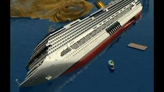 getlinkyoutube.com-The Raising of The Costa Concordia