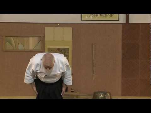 Le rituel ? Aikido Kobayashi