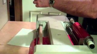 getlinkyoutube.com-How to setup and use the foil fuser machine