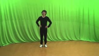 getlinkyoutube.com-Быстро научиться танцевать лезгинку