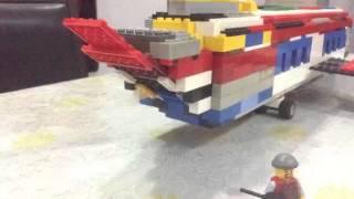 getlinkyoutube.com-My first lego airplane stop motion