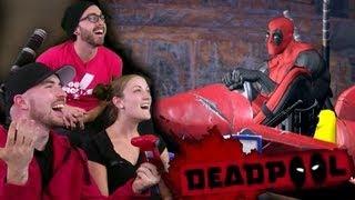 getlinkyoutube.com-Deadpool is AWESOME!