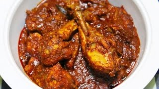Indian Chicken Masala Recipe by Lalit Kumar | Spicy Indian Chicken Gravy Recipes