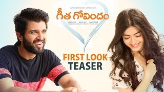 Geetha Govindam First Look Teaser | Vijay Devarakonda | Rashmika Mandanna | Ready2Release
