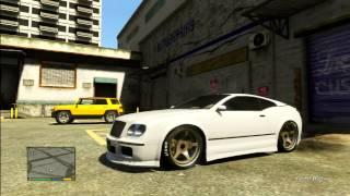 "getlinkyoutube.com-GTA V - Pimp My Ride | Enus Cognoscenti Cabrio Coupes ""Bentley Continental GT"" Tuning (GTA V)"