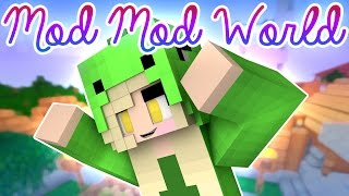 getlinkyoutube.com-Minecraft   Dinosaur Invades    Mod Mod World Ep.18 [Roleplay]