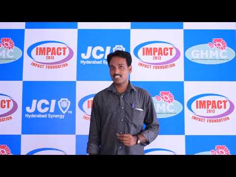 JCI Hyderabad Synergy - IMPACT 2013 - 66