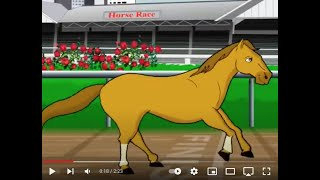 Rojito el caballo - Canción para niños. (Patty Shukla)